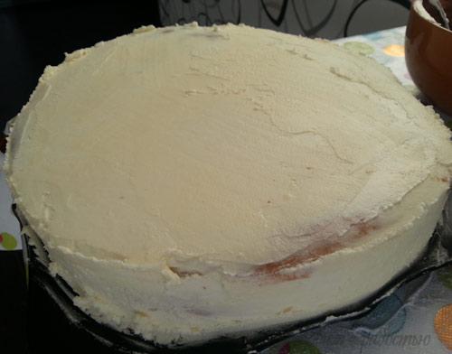 Рецепт крема под мастику для бисквита