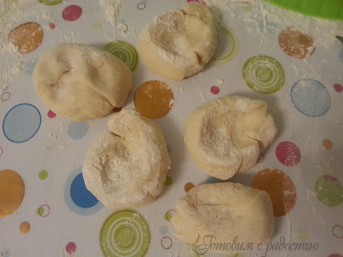 Тесто на чебуреки рецепт с пошагово на кефире